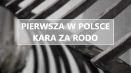 Pierwsza w Polsce kara za RODO