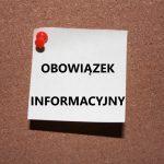 Obowiązek informacyjny – czyli jak uniknąć kary za brak klauzuli